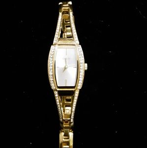 Fine Gold colored Guess Watch